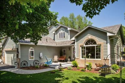 Blaine Single Family Home For Sale: 1821 Cloud Drive NE