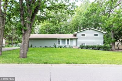 Shoreview Single Family Home For Sale: 4835 Nottingham Place