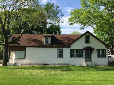 Minneapolis Single Family Home Contingent: 4518 Logan Avenue N