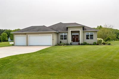 Lake City Single Family Home For Sale: 31485 Lakeview Drive
