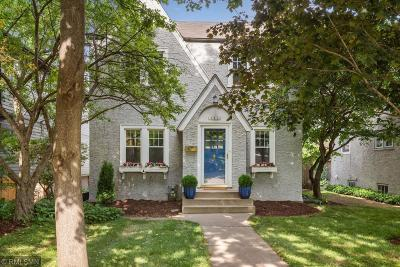 Minneapolis Single Family Home For Sale: 5329 Zenith Avenue S