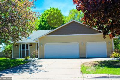 Circle Pines Single Family Home Contingent: 104 W Golden Lake Road
