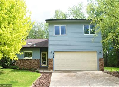 Burnsville Single Family Home Contingent: 14733 Burnell Park Drive