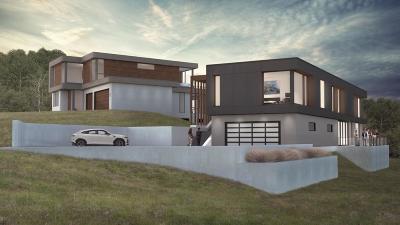 Golden Valley Single Family Home For Sale: 4404 Sunset Ridge
