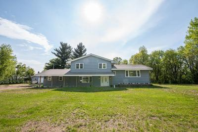 Sherburne County Single Family Home For Sale: 24182 184th Street NW