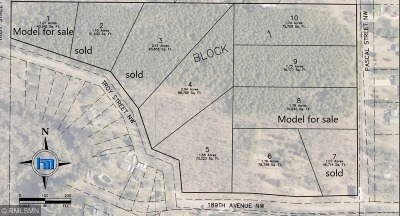 Residential Lots & Land For Sale: Lot 5 Blk 1 Troy Street NW