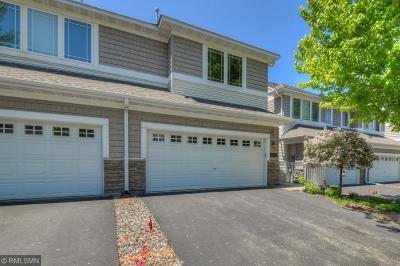 Eden Prairie Condo/Townhouse For Sale: 15567 Lilac Drive