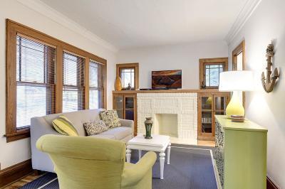 Minneapolis Single Family Home For Sale: 110 E 44th Street