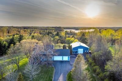 Buffalo Single Family Home For Sale: 5517 Davern Avenue NE