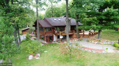 Nisswa Single Family Home For Sale: 10980 County 77 SW