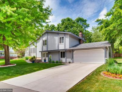 Burnsville Single Family Home For Sale: 1400 E 132nd Street