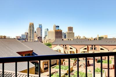 Minneapolis Condo/Townhouse For Sale: 20 2nd Street NE #P606