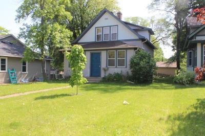 Saint Louis Park Single Family Home For Sale: 3317 Dakota Avenue S