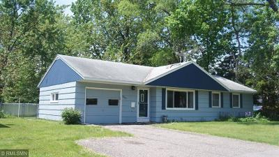 Crystal Single Family Home Contingent: 5817 Hampshire Avenue N