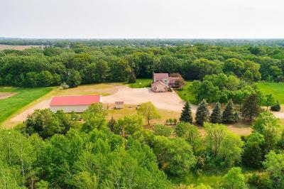 Sherburne County Single Family Home For Sale: 17137 172nd Avenue SE