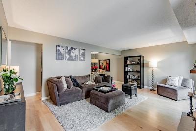 Saint Louis Park Condo/Townhouse For Sale: 4537 Cedar Lake Road S