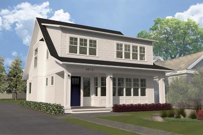 Edina Single Family Home For Sale: 4012 Sunnyside Road