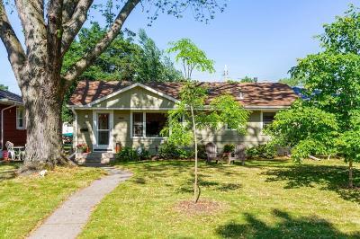 Richfield Single Family Home For Sale: 6704 Sheridan Avenue S