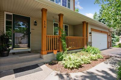 Oakdale Single Family Home For Sale: 858 Heron Avenue N