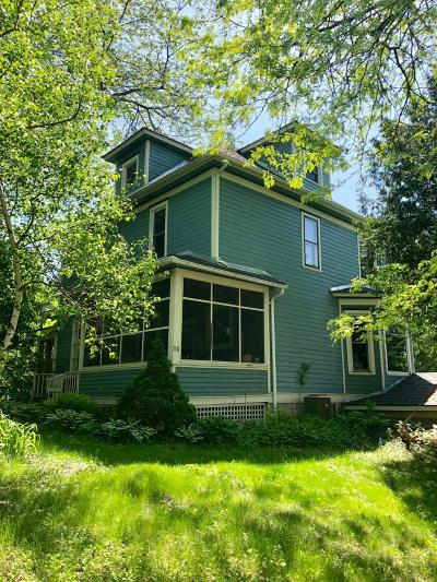 Alma Single Family Home For Sale: 1111 S 2nd Street
