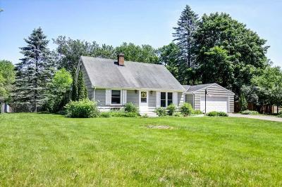 Minnetonka Single Family Home For Sale: 3603 Elmwood Place
