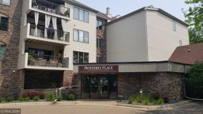 Saint Louis Park Condo/Townhouse For Sale: 4550 Minnetonka Boulevard #306