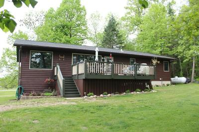 Fifty Lakes Single Family Home For Sale: 43380 County Road 136