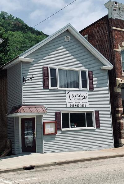 Alma Commercial For Sale: 115 N Main Street