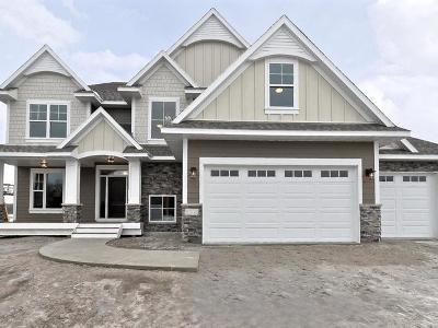 Ham Lake Single Family Home For Sale: Xxx 142nd Lane NE