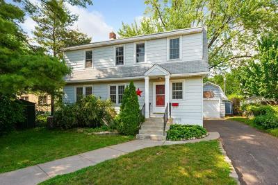 Saint Paul Single Family Home For Sale: 1449 Frankson Avenue