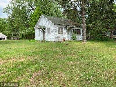 Pequot Lakes Single Family Home For Sale: Xxx Pine Point