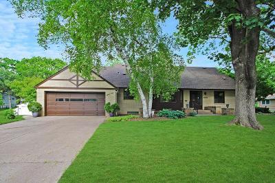 Golden Valley Single Family Home For Sale: 1830 Valders Avenue N