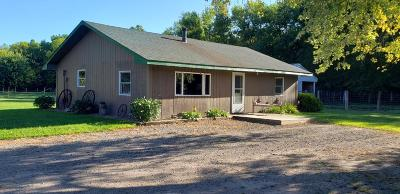Carver County Single Family Home Contingent: 7785 Welcome Road