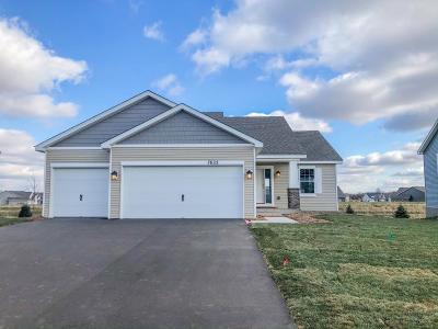 Otsego Single Family Home For Sale: 7622 O'day Avenue NE