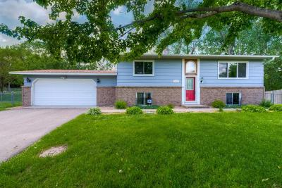 North Saint Paul Single Family Home For Sale: 2212 Ryan Court E
