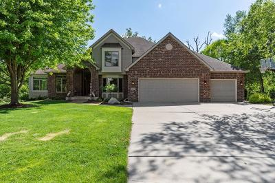 Lakeville Single Family Home For Sale: 18171 Jacquard Path