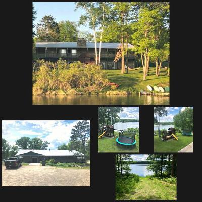 Single Family Home For Sale: 7131 Lake Camile Drive