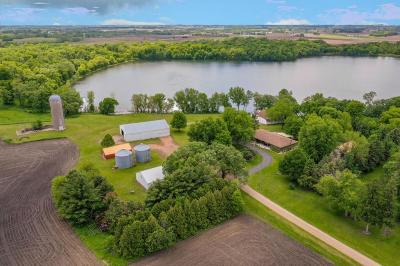Meeker County Single Family Home For Sale: 65445 230th Street