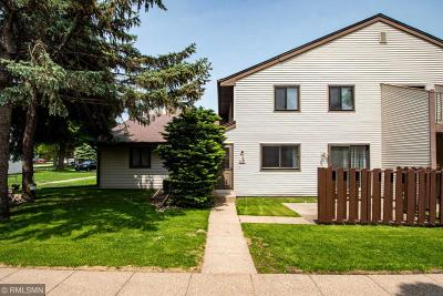 Brooklyn Park MN Condo/Townhouse Contingent: $147,900