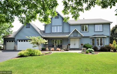 Eden Prairie Single Family Home For Sale: 7843 Dover Cove
