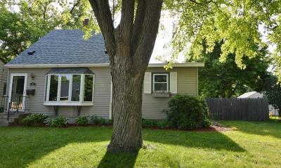 Saint Cloud Single Family Home Contingent: 46 21st Avenue N