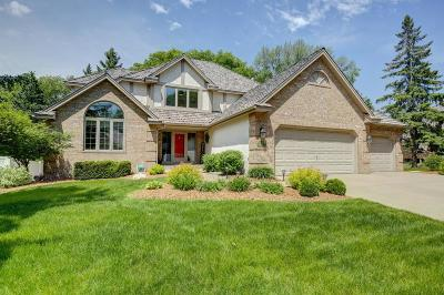 Shoreview Single Family Home For Sale: 1355 Meadow Avenue