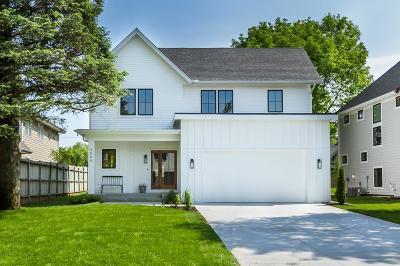 Edina Single Family Home For Sale: 3505 W Fuller Street