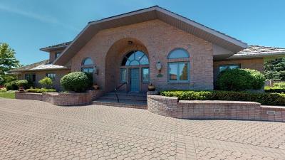 Willmar Single Family Home For Sale: 1516 Hansen Drive SW