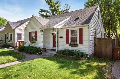 Saint Louis Park Single Family Home For Sale: 4109 Toledo Avenue S