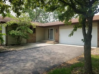 Eden Prairie Single Family Home For Sale: 12167 Cartway Curve