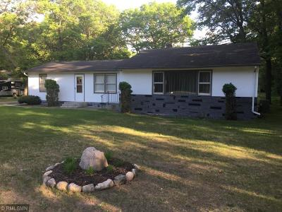 Brainerd Single Family Home For Sale: 5335 Pine Beach Road