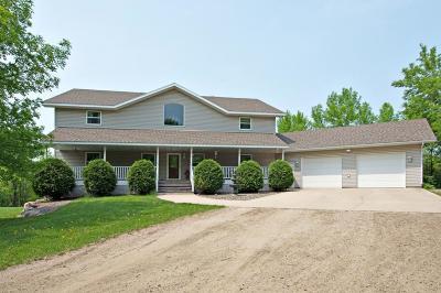 Buffalo Single Family Home For Sale: 1550 10th Street NW
