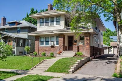 Crystal, Golden Valley, Minneapolis, Minnetonka, New Hope, Plymouth, Robbinsdale, Saint Louis Park Multi Family Home For Sale: 4620 Colfax Avenue S