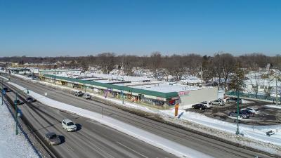 Crystal, Golden Valley, Minneapolis, Minnetonka, New Hope, Plymouth, Robbinsdale, Saint Louis Park Commercial For Sale: 6316-6414 Bass Lake Road